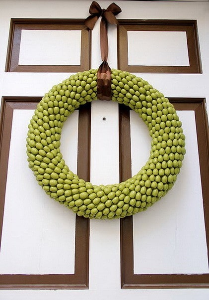 52 Fall Wreath Ideas_43