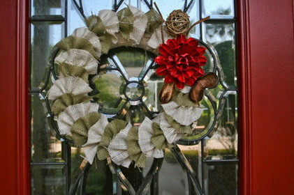52 Fall Wreath Ideas_44