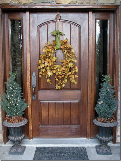 52 Fall Wreath Ideas_49