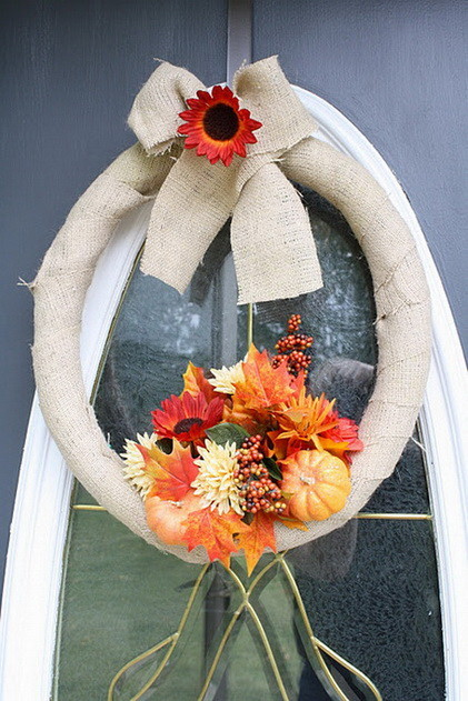 52 Fall Wreath Ideas_50
