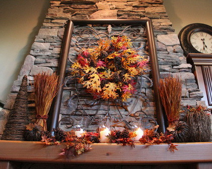 52 Fall Wreath Ideas_51