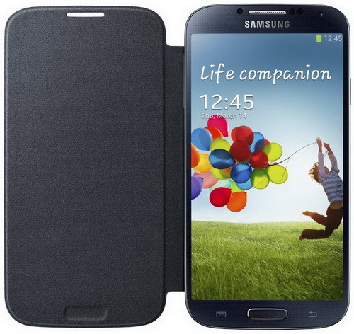 Best Samsung S4 Case - Samsung Galaxy S4 Flip Cover Folio Case