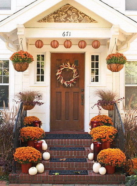 Front Porch Decorating Ideas For Fall_14