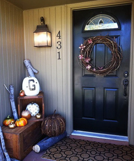 Front Porch Decorating Ideas For Fall_16