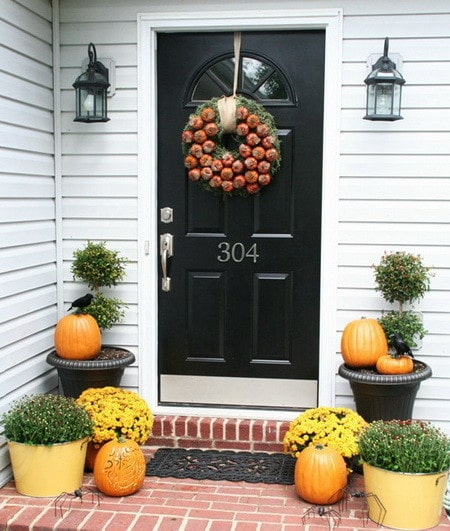 Front Porch Decorating Ideas For Fall_19