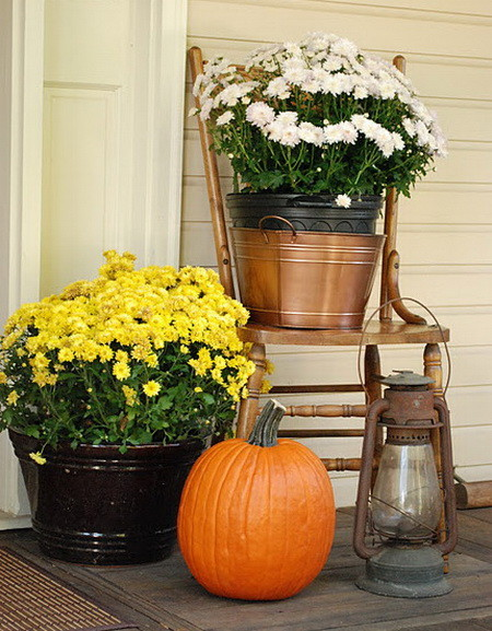 Front Porch Decorating Ideas For Fall_22