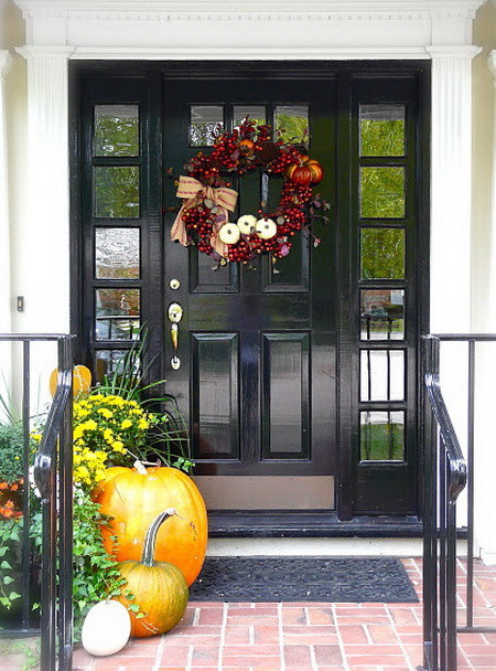 Front Porch Decorating Ideas For Fall_29