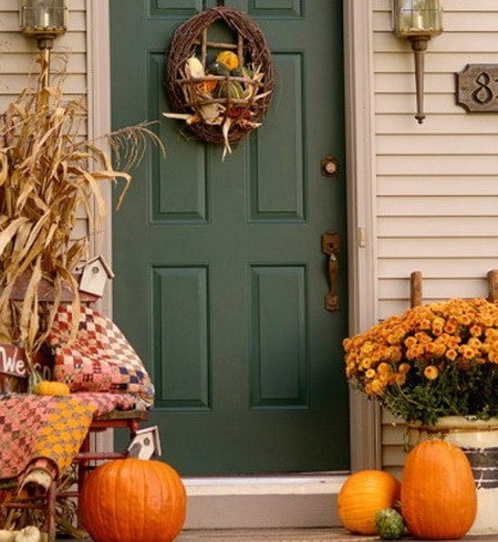 Front Porch Decorating Ideas For Fall_32