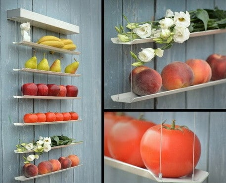 FruitWall Smart Way to Store Your Fruits & Veggies