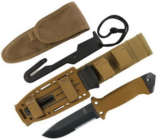 Gerber 22-01400 LMF II Survival Knife