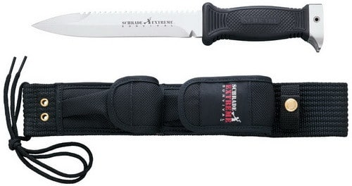 Schrade Extreme Survival Knife Fixed Blade