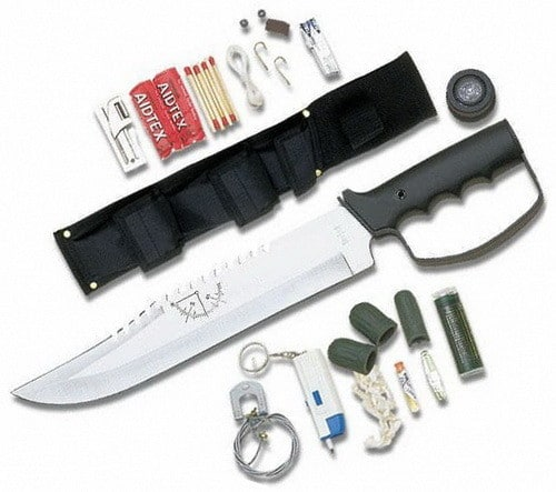 United Cutlery Bush Master Survival Knife