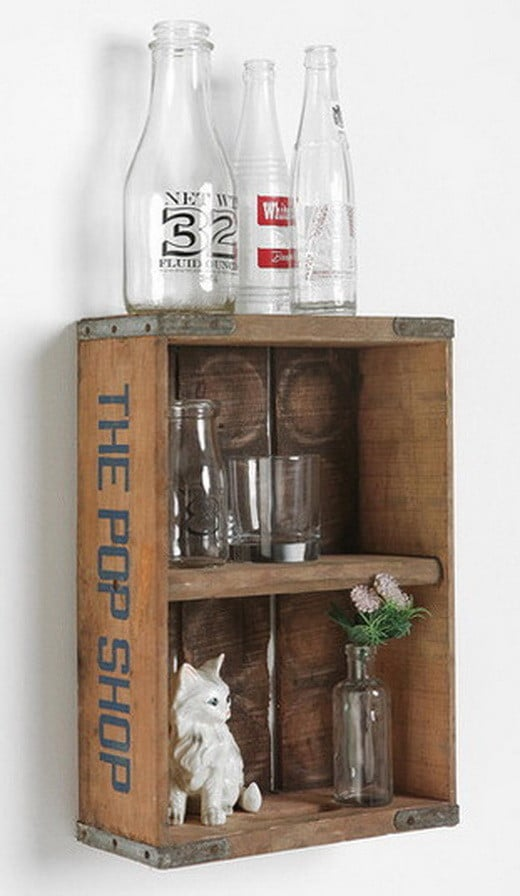 37 vintage craft crate ideas fun and creative things to