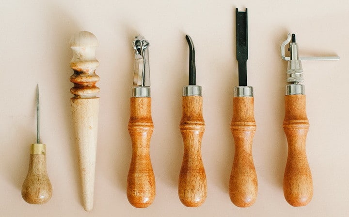 leatherworking tools