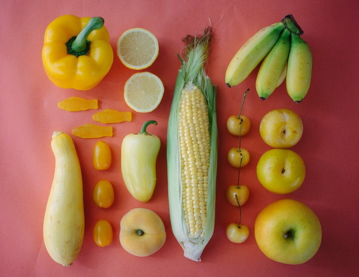 yellow foods