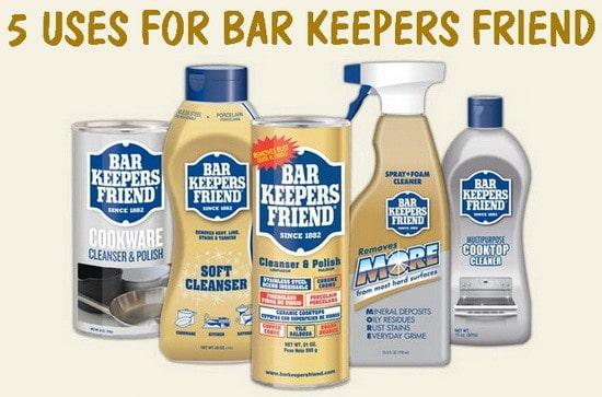 Bar Keepers Friend All Products
