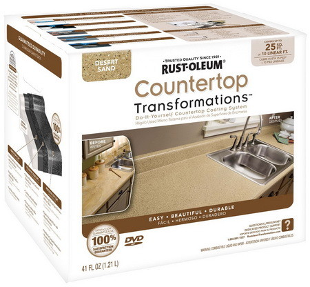 Counter Top Paint Kit
