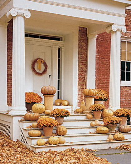 42 Fun Halloween & Fall Decorating Ideas