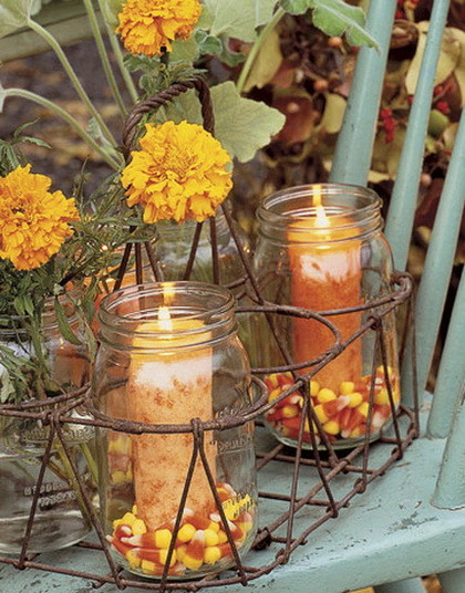 Fun Halloween & Fall Decorating Ideas_10