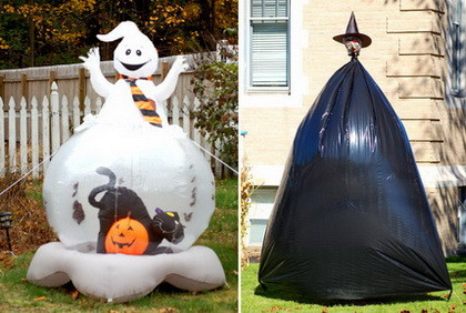 Fun Halloween & Fall Decorating Ideas_11