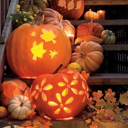 Fun Halloween & Fall Decorating Ideas_13