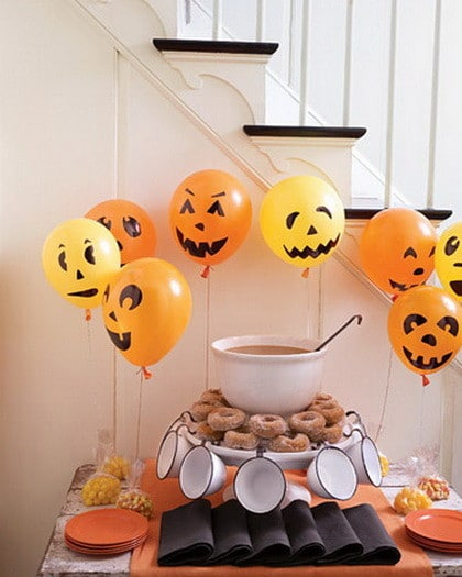 Fun Halloween & Fall Decorating Ideas_14