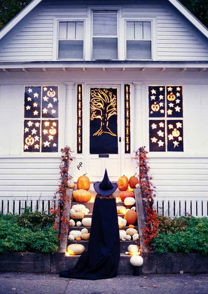 Fun Halloween & Fall Decorating Ideas_19