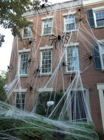 Fun Halloween & Fall Decorating Ideas_20