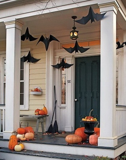 Fun Halloween & Fall Decorating Ideas_27
