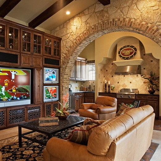 Homes Ideas: 50 Best Home Entertainment Center Ideas