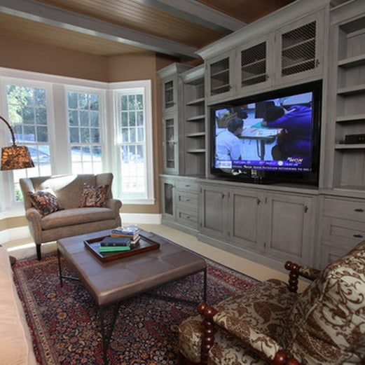 Home entertainment center ideas 17 diy tips tricks Home entertainment center