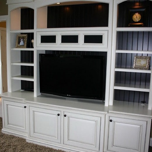 Building Entertainment Center Plans