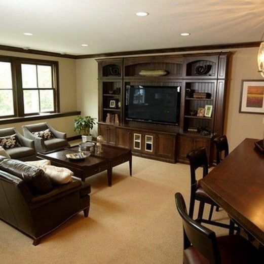 Home Entertainment Center Ideas 10