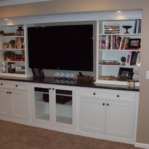 Home Entertainment Center Ideas_13
