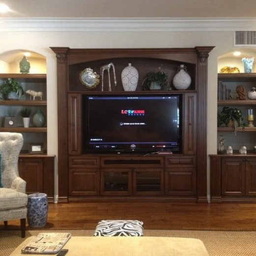 home entertainment center ideas_14 - Built In Entertainment Center Design Ideas
