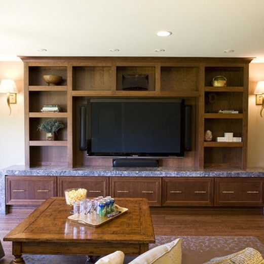 Home Entertainment Center Ideas 17