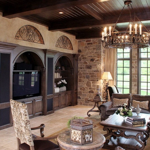 Home Entertainment Center Ideas_21