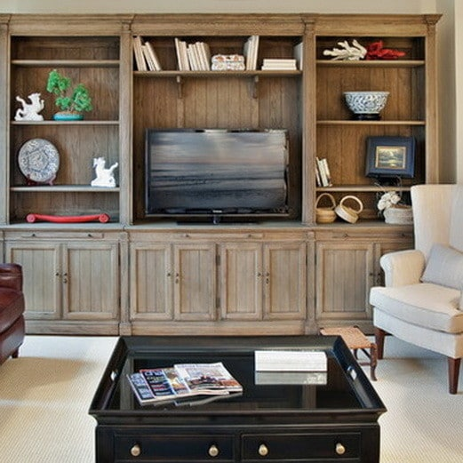 home entertainment center ideas_22 - Built In Entertainment Center Design Ideas
