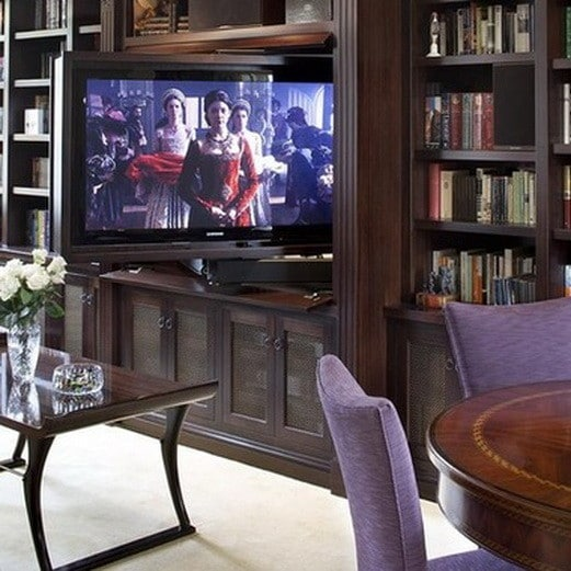 Home Entertainment Center Ideas_23