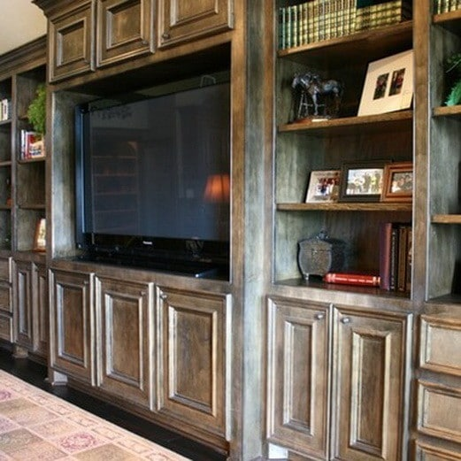 home entertainment center ideas_27 - Built In Entertainment Center Design Ideas
