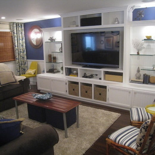 home entertainment center ideas_31 - Built In Entertainment Center Design Ideas