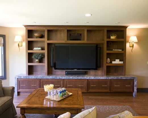 Home Entertainment Center Ideas_38