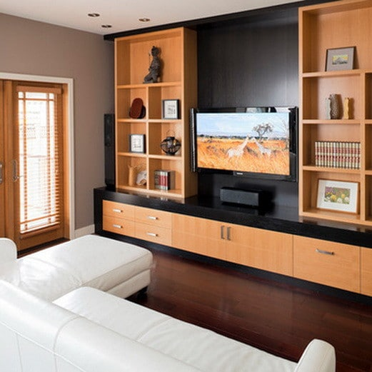Home Entertainment Center Ideas 44