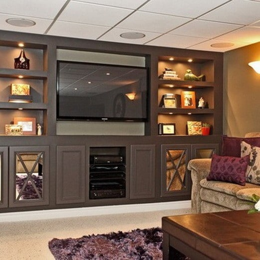 Home Entertainment Center Ideas_45