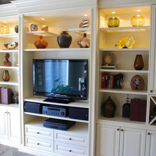 home entertainment center ideas_46 - Built In Entertainment Center Design Ideas