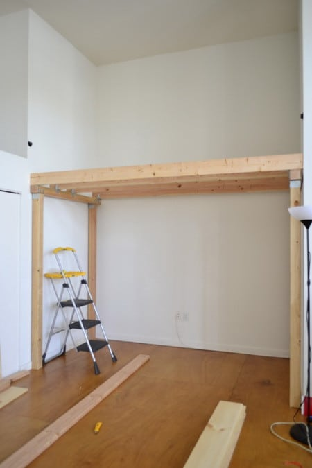 How to build a loft diy step by step with pictures how to build a loft02 solutioingenieria Images