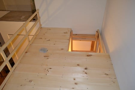 How to build a loft diy step by step with pictures how to build a loft09 solutioingenieria Images