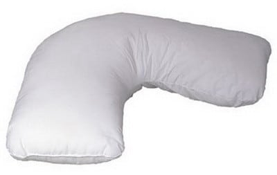 Hugg-A-Pillow All in One Orthopedic Posture and Comfort Pillow