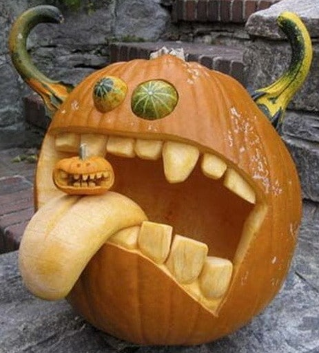 38 Halloween Pumpkin Carving Ideas & How To Carve. Bathroom Floor Glass Tile Ideas. Closet Creative Ideas. Backyard Ideas With Fire Pits. Kitchen Ideas Antique White Cabinets. Kitchen Design By Layout. Office Theme Ideas. U Shaped Kitchen Ideas Pinterest. Kitchen Island Ideas And Pictures