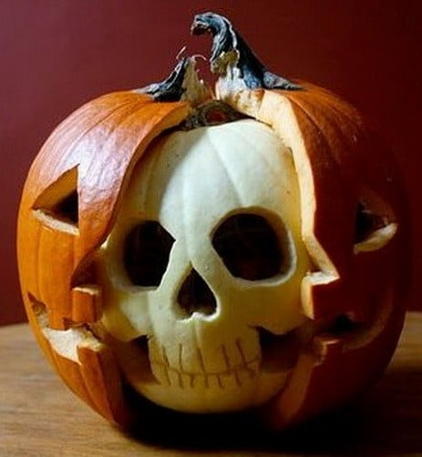 38 halloween pumpkin carving ideas how to carve White pumpkin carving ideas